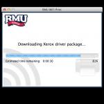 Downloading a driver pkg